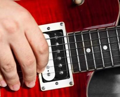 changer cordes guitare