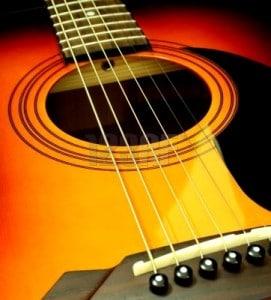 Cordes guitare acoustique