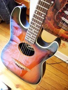 Fender Stratacoustic