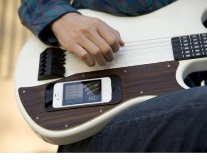 prise guitare
