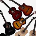 Les différents types de guitares acoustiques
