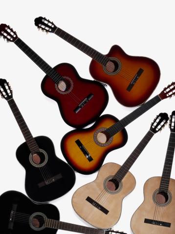 type guitare acoustique